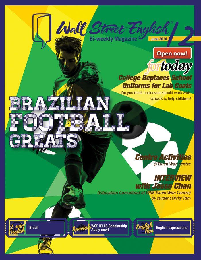 wall street english bi weekly magazine no 12 brazilian on wall street english id=41142
