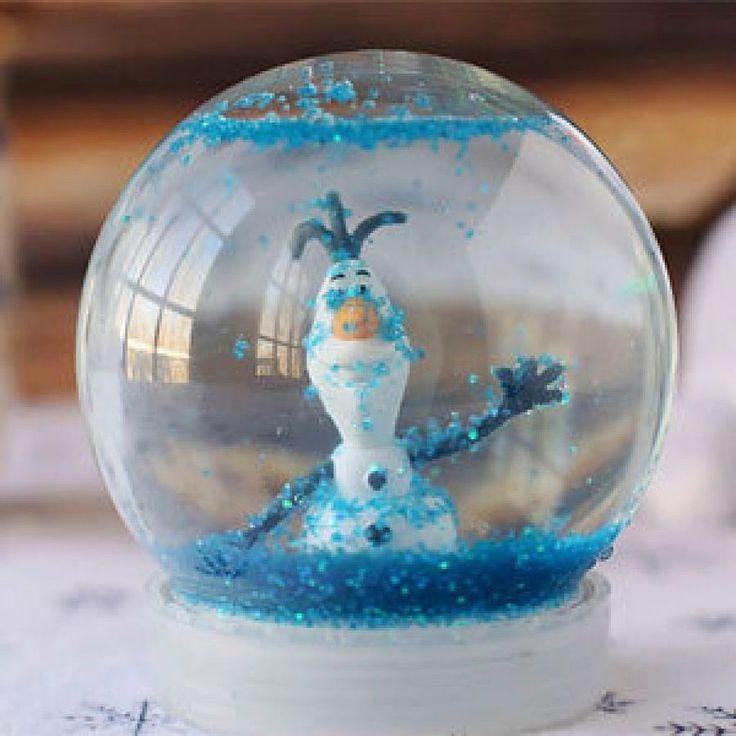 6 Ideas para realizar una bola de nieve o Snow Globe (DIY)
