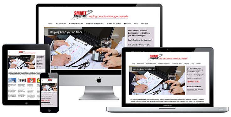 Ivolution Consulting - Adelaide Website Design - Smart Advantage