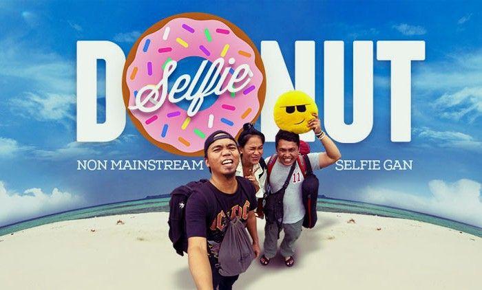 Donuts Selfie, Inspirasi Berfoto Untuk Weekend Serumu
