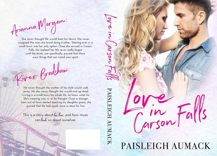 •*¨*•*´¨) ¸.•´¸.•*´¨) ¸.•*¨)  (¸.•´ (¸.•`♥COMING JUNE 30    ❤️Love in Carson Falls❤️     🎡By Paisleigh Aumack🎡  Add Love in Carson Falls to your TBR here:https://www.goodreads.com/book/show/
