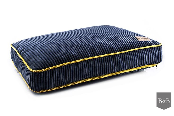 Cushion Sapphire - Beds & Bedding - Dog