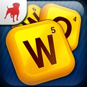 Words With Friends - Online Scrabble - play multiple games - go at your own pace.  Fun - Addictive - Free version, the ads got annoying, but easy to upgrade later.