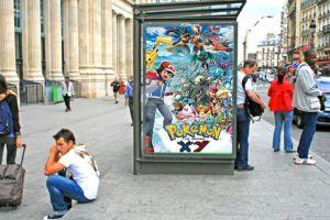 pokemon xy poster