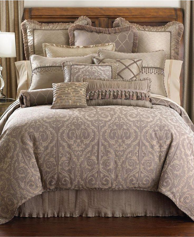 17 Best Waterford Comforter Set Images On Pinterest King