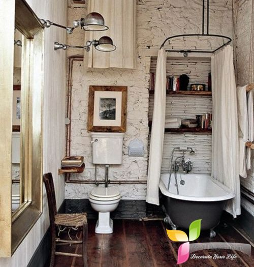420 best bathroom decorations images on pinterest - Nicely decorated bathrooms ...