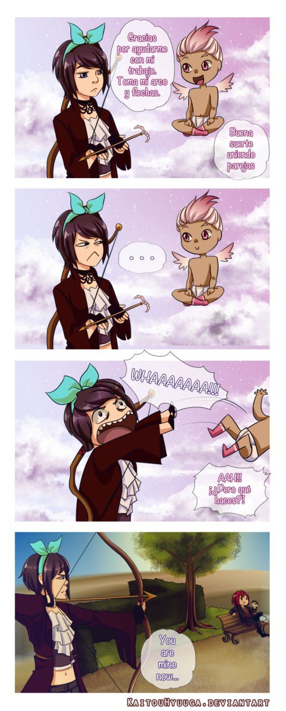 Cupid's Duty by KaitouHyuuga on DeviantArt