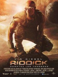 Cinéma «  Riddick » à UGC Les Halles Paris
