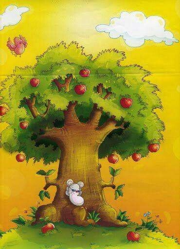το δέντρο του καλοκαιριού