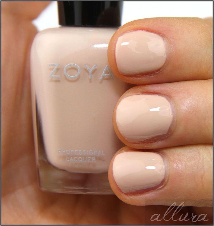 Zoya Chantal Described By Zoya As Quot French Vanilla Cream Quot Nail Polish Beauty Tips For Women