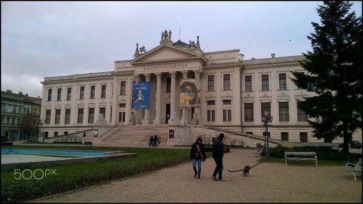 Szeged, Hungary Museum - Szeged, Móra Ferenc Múzeum