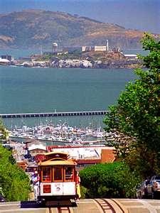 ♥ San Francisco - Alcatraz Island and San Francisco