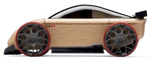 Automoblox C9-R Limited Edition Sportscar - UrbanBaby