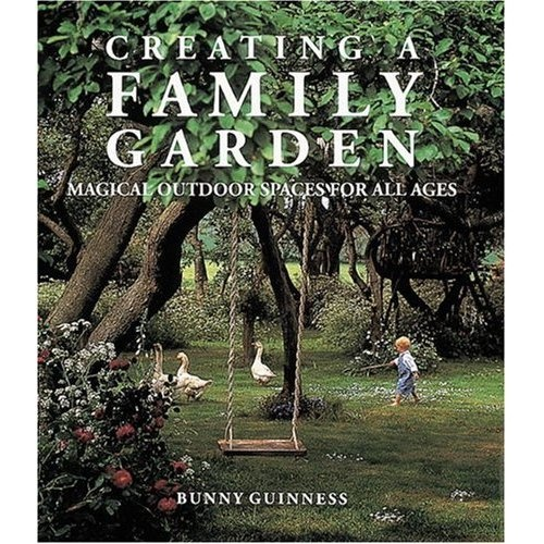 Creating A Family Garden by Bunny Guinness reminds us that there was a time when children's playground equipment did not come pre-assembled!