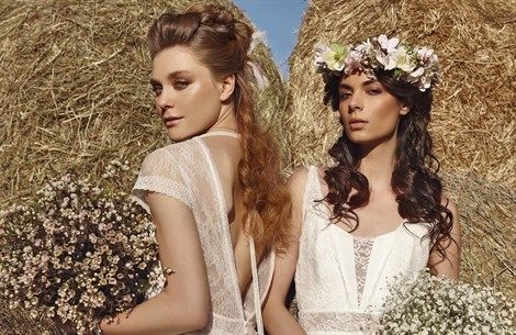 Acconciature da sposa. Tutte le tendenze per la primavera estate 2017 - VanityFair.it  http://www.vanityfair.it/beauty/capelli/17/03/06/acconciature-sposa-capelli-tendenza-2017