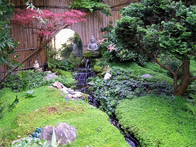 A oriental garden: http://www.tuinieren.nl/kijktuinen/tuin/oosterse-tuin-3