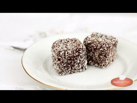 Kókuszkocka videó recept (Chocolate Coconut Cube) - YouTube