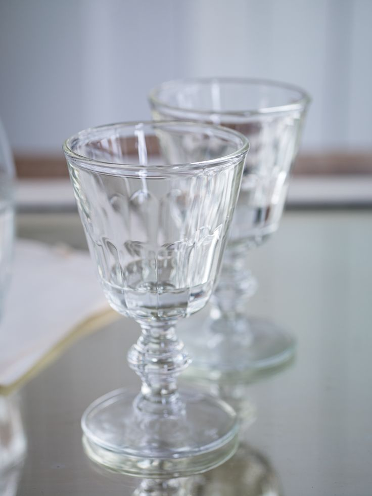Everyday Small Wine Glasses - (Set of Six), Cox and Cox