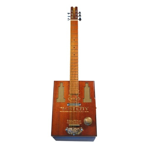 Lost City Guitar | String Tinkers - $850.: Guitar String