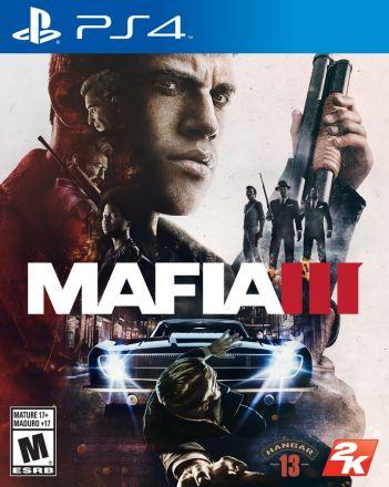 ps4 - mafia 3 ps4