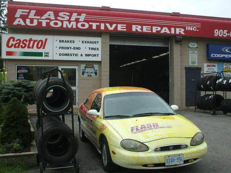 Call Flash Automotive Repair today! 905 668 1255  Dont wait for a rainy day to discover that your windshield wipers are worn & need replacement. Worn wipers can hinder visibility in rainy or snowy conditions. Well help you get road ready - they can clean whatever the world throws at your windshield.