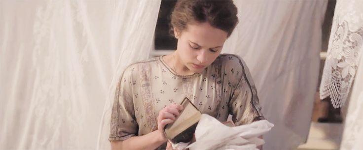 Alicia Vikander, Testament of Youth (2014)