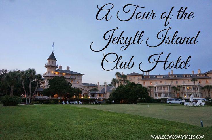 Jekyll Island Club Hotel, Jekyll Island, Georgia