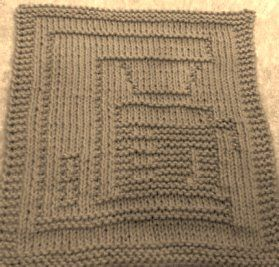 frogiez place...: coffee maker dishcloth free pattern