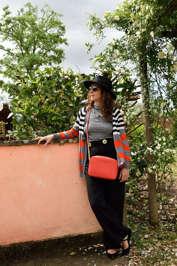 Orizzontali, verticali, multicolor: purché siano righe #ootd #outfit #outfitoftheday #look #lookoftheday #inspiration #stripes #ss2016 #fashiontrend #fashion #fashionblog #fashionblogger