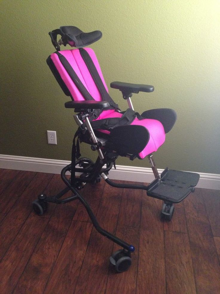 Snug Seat X Panda Special Needs Positioning Chair Stroller ...
