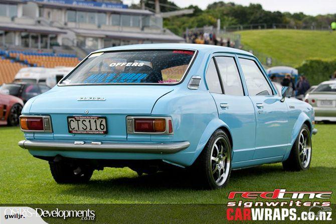 Toyota Corolla KE20 Delux 1972
