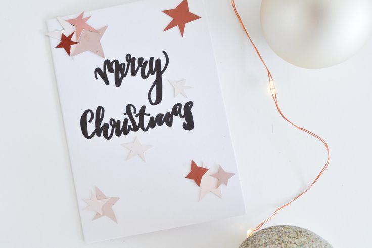 DIY for Christmas cards. Colour, Christmas, cards