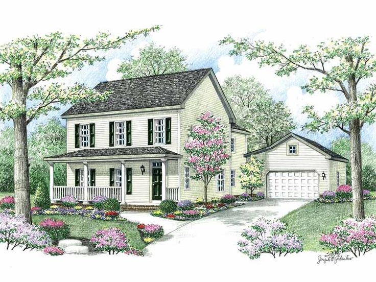 nice country home building plans. Eplans House Plan  This quaint historic model captures a small town feel with the luxuries of floor plan exceeding what its elevation reveals 423 best Plans Blueprints images on Pinterest Modern