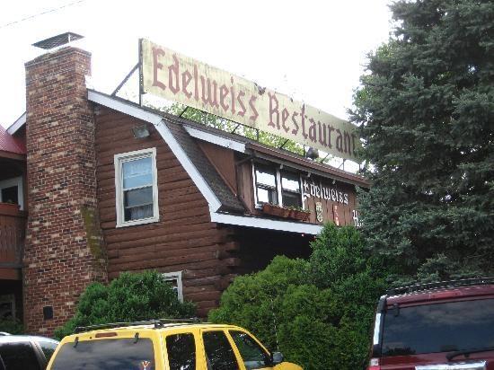 Edelweiss Restaurant Staunton Va