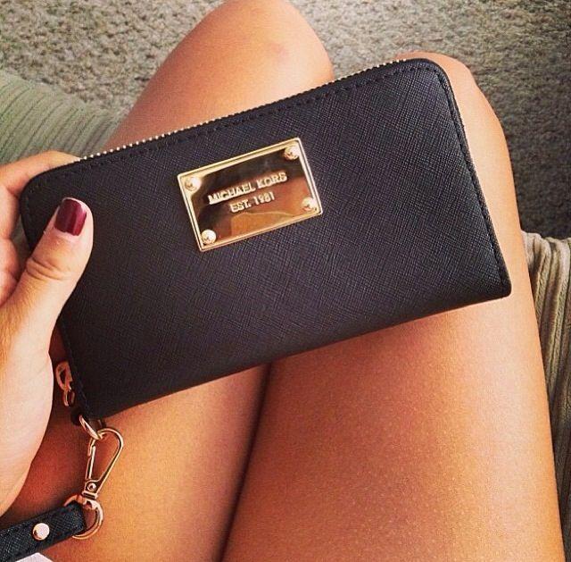 Michael Kors Large Hamilton Womens Leather Tote Handbag