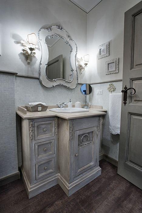 17 migliori idee su arredamento in stile vintage su pinterest arredamento antico arredo - Mobili bagno stile provenzale ...