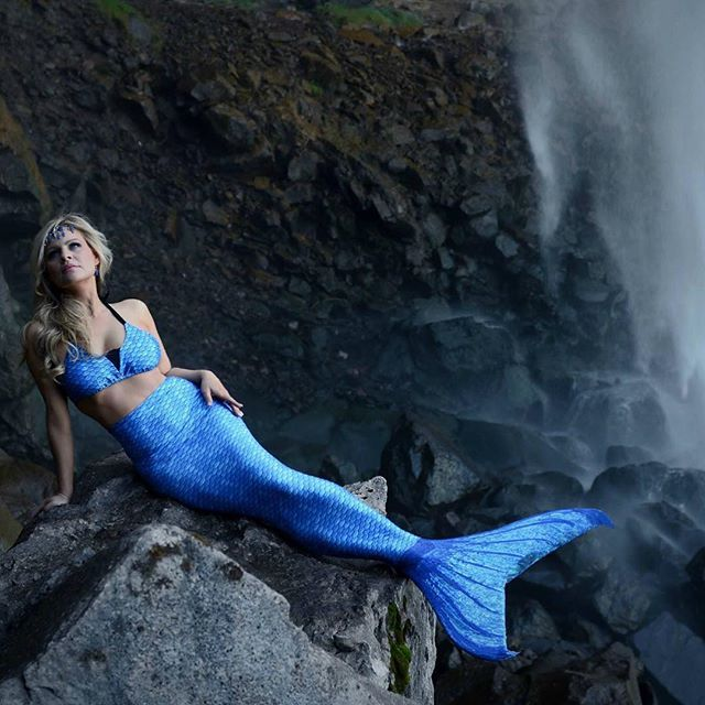 There's nothing more magical then mermaids and felling ...