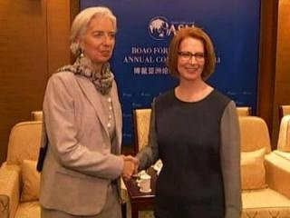 Julia Gillard says Tony Abbott will hurt Australian-China relations | The Australian