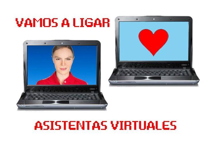 Como ligar asistentas virtuales (ligando por internet)