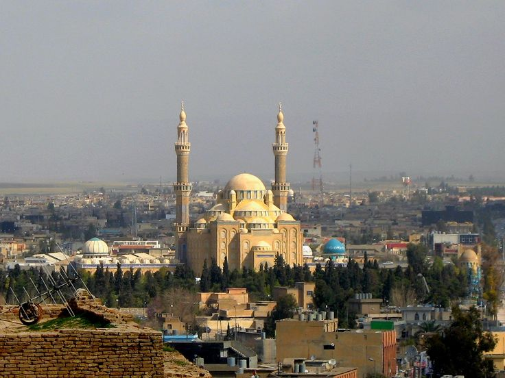 Get Cheap Price On Flight #London To #Erbil Only £553 At Austrian Airlines