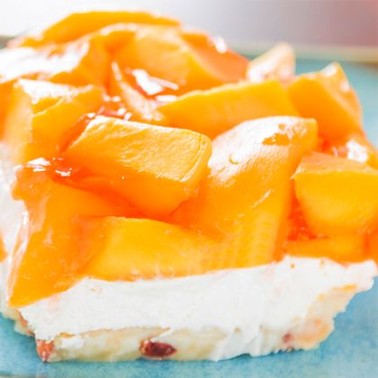 Hawaiian Mango Cheesecake Recipe from The World Of Food