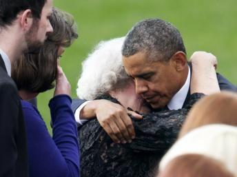 Etats-Unis: colère et impuissance d'Obama sur la législation des armes