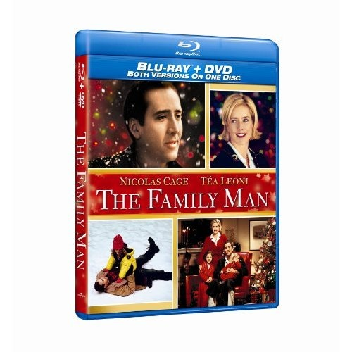 The Family Man Movie on Blu-ray. This Christmas movie makes it clear you should be careful what ...