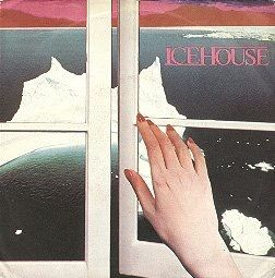 """We Can Get Together EU 7"""" CHS 318 Released in 1981 © 1981 CHRYSALIS RECORDS LIMITED EU 7""""   A - We Can Get Together  B - Icehouse"""