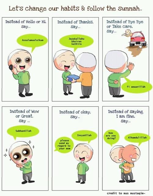 Sunnah Habits