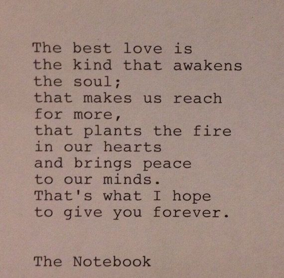 Walt Whitman Quotes Love: Best 25+ The Notebook Quotes Ideas On Pinterest
