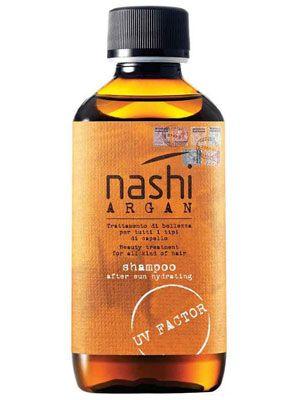 Nashi Argan Sun Shampoo After Sun Hydrating 200 ml