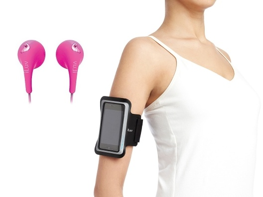 iLuv Sports Armband