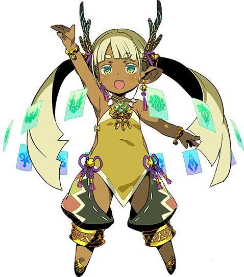 シャーマン丨Character丨世界樹の迷宮V 長き神話の果て - 公式サイト