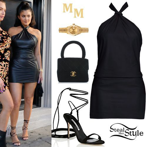 #Clothes #jenner #kylie #kylie jenner Black Hair #Outfits #Steal